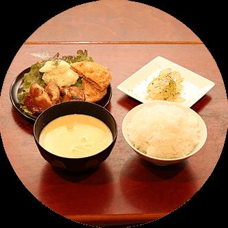 マッチボックスの料理の写真