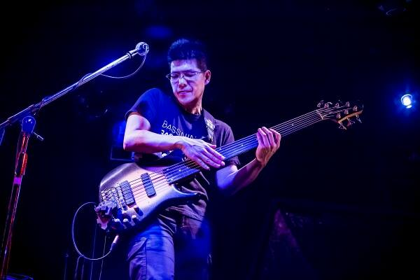 """今沢カゲロウ 18thアルバム""""QUAI(カイ)""""発売記念 BASSNINJA wired Tour 2016"""