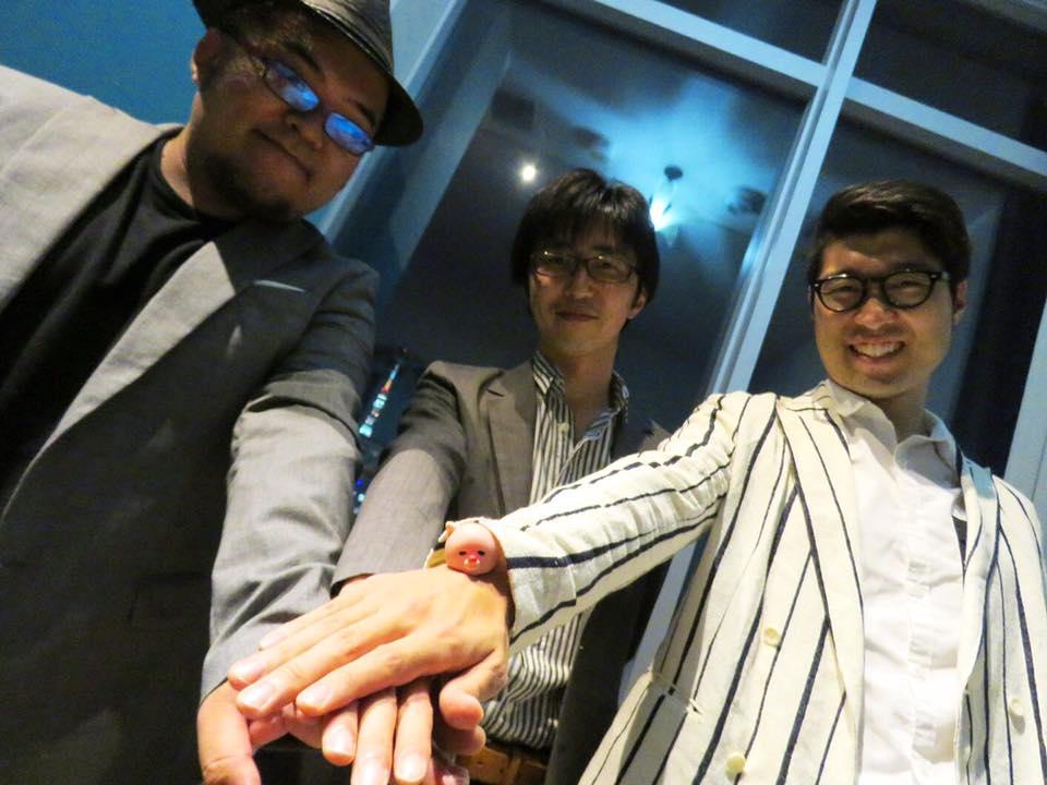 引地洋輔・竹森巧・ジミー岩崎の 今年も3人CD出しましたツアー